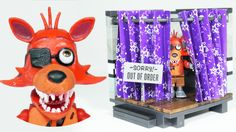 FNAF Pirate Cove | Five Nights at Freddy's Toy Review