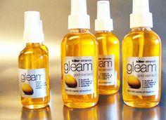 'Killerstrands' GLEAM . Anti-Aging Hair Oil