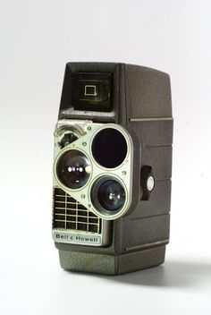Bell & Howell 8mm Film cinema Camera   $100
