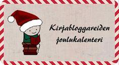 Ullan Luetut kirjat: Kirjabloggaajien joulukalenteri, 18. luukku