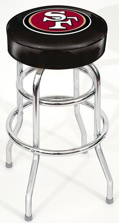 Use this Exclusive coupon code: PINFIVE to receive an additional 5% off the San Francisco 49ers Bar Stool at SportsFansPlus.com