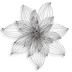 1000 Images About Wire Flowers On Pinterest Wire