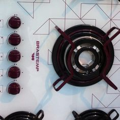 Customize #hobs #whirlpool #brastemp #brazil