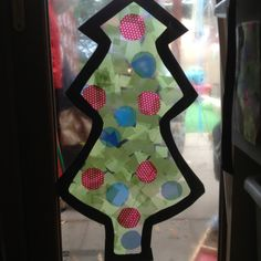 christmas tree craft, fun and easy decorations for the kids to do