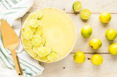 Key Lime Pie Recipe by @draxe