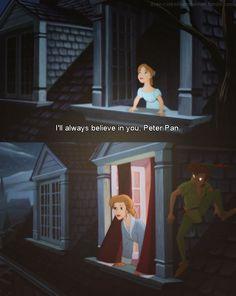 "Peter Pan and Wendy. ""Peter Pan: Return to Neverland"" Disney Pixar, Walt Disney, Disney Films, Disney Animation, Disney And Dreamworks, Disney Love, Disney Magic, Punk Disney, Peter Pan Disney"