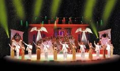 The South's Grandest Christmas Show at the Alabama Theatre is one of Myrtle Beach's most popular holiday shows.