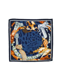 Cartier Scarf, New Look | The RealReal
