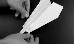 Tällä nopealla ohjeella sinusta tulee paperilennokkien mestari!