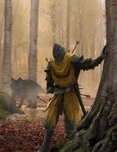 Fantasy Concept Art, Fantasy Armor, Medieval Fantasy, Fantasy Character Design, Character Art, High Fantasy, Dark Fantasy Art, Armadura Medieval, Templer