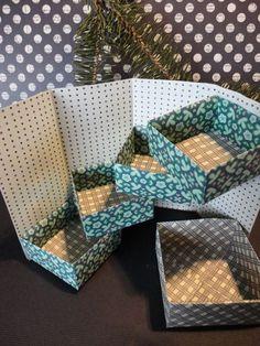 Origami Magic Storage Box
