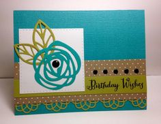 Bold Blooms: Essentials by Ellen,  by beesmom - Cards and Paper Crafts at Splitcoaststampers