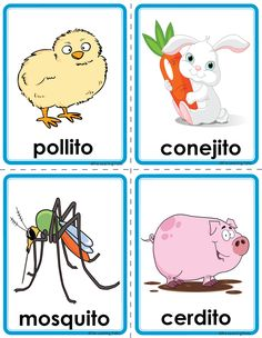 Picture Baby Learning Games, Learning Websites For Kids, Teaching Abcs, Spanish Teaching Resources, Speech Language Therapy, Speech And Language, Alphabet Activities, Preschool Activities, Spanish Pictures