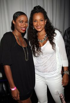 Jill Marie Jones & Lisa Raye♥<3<3