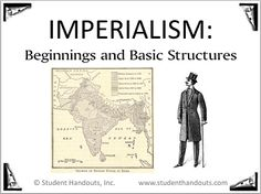 Imperialism: Historical Beginnings and Basic Structures - Free PowerPoint for Grades 7-12