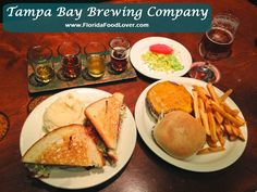 Tampa Bay Brewing Company | Florida Food Lover
