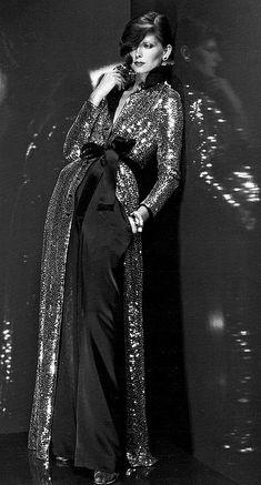1975 Regine Jaffry, photo by Chris von Wangenheim, (outtake) Vogue