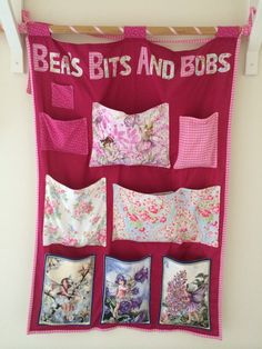 Bits and Bobs, from clever Auntie June