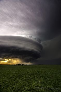 Supercell - Howard, Kansas.