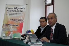 El 13 de diciembre, en el marco del Día del Migrante Michoacano, se realizará un evento cultural y una expo que brindará servicios directos a todos los connacionales y sus ...