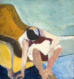 RICHARD DIEBENKORN Untitled, ca. 1963-64