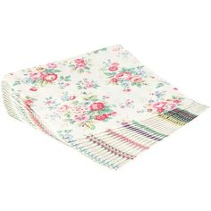 napkins for alyxs shower cath kidston pack of 20 trailing floral paper napkins