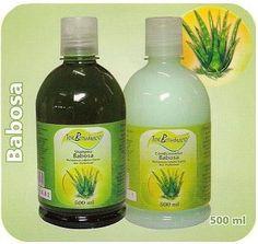 R$ 20,00. Shampoo de Babosa faz o cabelo crescer.
