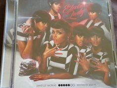 "Janelle Monae's ""Electric Lady"" is in heavy rotation right now!! It's a work of true art!"