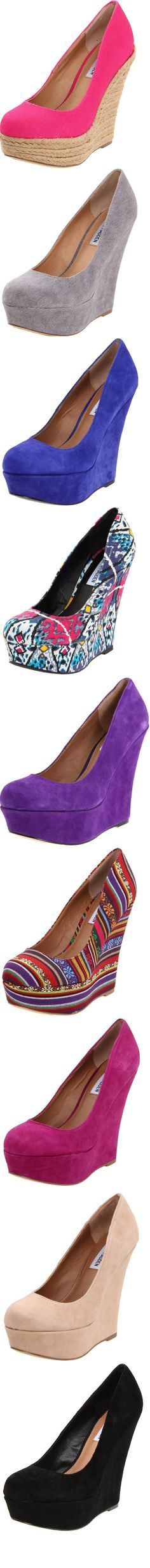 steve madden pammy wedges