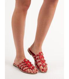 Šľapky s cvokmi Birkenstock Florida, Sandals, Shoes, Fashion, Shoes Sandals, Zapatos, Moda, Shoes Outlet, La Mode