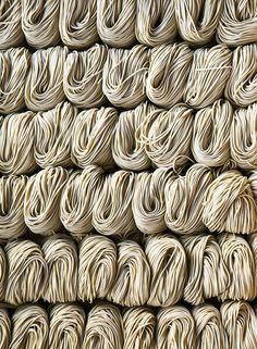 Rope | touw, sisal of is het spaghetti?