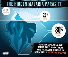 Sick people are the tip of the #malaria iceberg. Read about the hidden  threat! @malarianomore