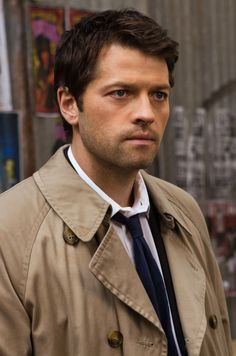 Misha Collins (Castiel, Supernatural)