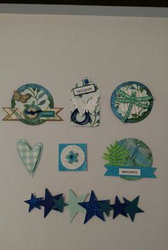 Embellishments for cards