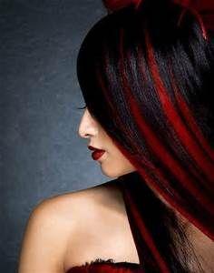 Black Hair with Pink Streaks - Bing Images