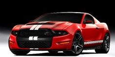 2014 Mustang Concept--Future??
