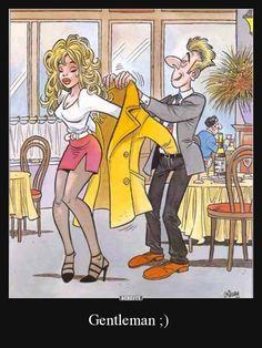 Gentleman ;)