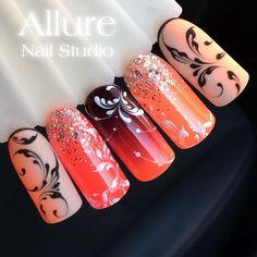 """1,295 отметок «Нравится», 4 комментариев — On the nails with love (@allure_nail_studio) в Instagram: «ВЫЕЗДНЫЕ КУРСЫ⬇️⬇️⬇️ ОРЕНБУРГ : ⚜️28,30 и 31 марта - """"ВЕНЗЕЛЯ"""" 29 марта - """"КИТАЙСКАЯ РОСПИСЬ ГЕЛЬ-…»"""