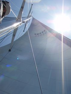 Us Sailing, Sail Away, Summer Feeling, Sailboat, Photo Credit, Fighter Jets, Deck, Ocean, Building