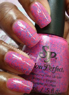 Perfect Salon, Shocked with topcoat