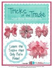 Learn how to make bows like the Twisted Boutique Bow, Pinwheel Bow, Spikes, and Surround Loops, and how to layer them all in our tutorial. Fabric Bow Tutorial, Hair Bow Tutorial, Pants Tutorial, Fabric Bows, Fabric Flowers, Ribbon Flower, Boutique Bow Tutorial, Ribbon Retreat, Pinwheel Bow