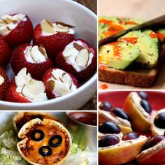 10 Predinner Snacks to Quiet After-Work Hunger: 10 sweet or savory snacks that are easy to make, can be prepared ahead, and are perfectly portioned to tide you over before dinner!
