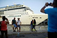 U.S. Cuba tour operators gird for Trump travel crackdown U.S. tour operators that send Americans to Cuba are banding together to try to limit damage to business from tighter restrictions on travel to the communist-run island expected in September from the T..  #BURIUS #Travel #Cuba  https://link.crwd.fr/KLc