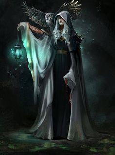 Enchantress by Julia Kovalyova