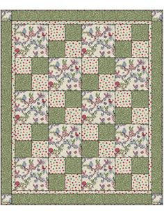 Simple 3 yard quilt patterns