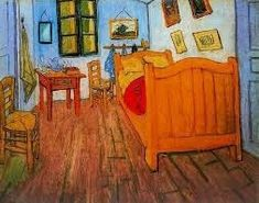"""A fantastic poster of the famous painting Bedroom in Arles by Vincent Van Gogh! A Fine Art masterpiece. You should """"Gogh"""" check out the rest of our excellent selection of Vincent Van Gogh posters! Need Poster Mounts. Theo Van Gogh, Van Gogh Pinturas, Vincent Van Gogh, Van Gogh Museum, Art Van, Van Gogh Paintings, Great Paintings, Paintings Online, Paintings Famous"""