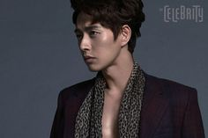 Park Hae Jin - The Celebrity Magazine January Issue '14