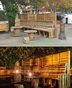 Amazing Uses For Old Pallets - 22 Pics