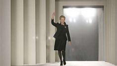 Desfile de Carolina Herrera en la semana de la moda en Nueva York http://www.guiasdemujer.es/st/uncategorized/Desfile-de-Carolina-Herrera-en-la-semana-de-la-moda-en-Nueva-York-3925