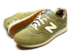 new balance leger groen